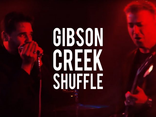 Gibson Creek Shuffle is finally online!
